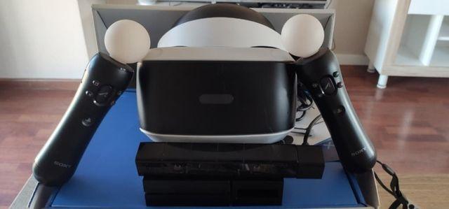 PlayStation VR + Juegos y accesorios