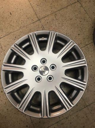 "Llantas Maserati BBS 18"" 5x114"