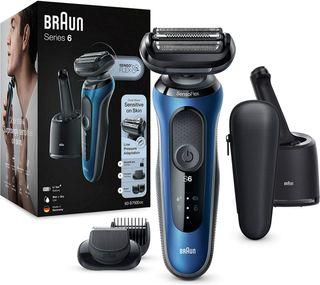 Afeitadora Braun Series 6