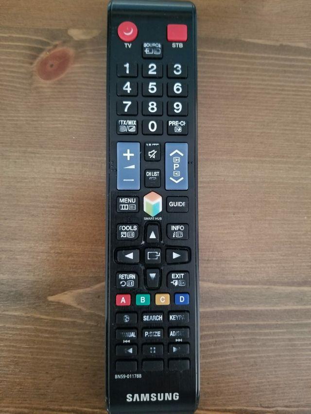 """TV Led Samsung 55"""" Curvo 4K"""
