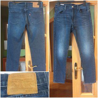 Pantalon vaquero de hombre Levis 511 W33 L32