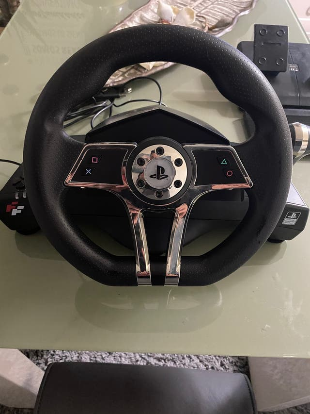 Vendo volante Hurricane Flashfire ps4/ps3/pc