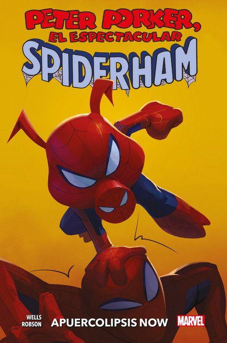 Peter Porker, El Espectacular Spiderham