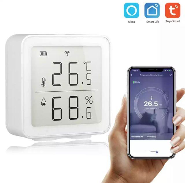 Sensor temperatura, termòmetro .. alexa..