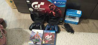 Playstation 4 + extras