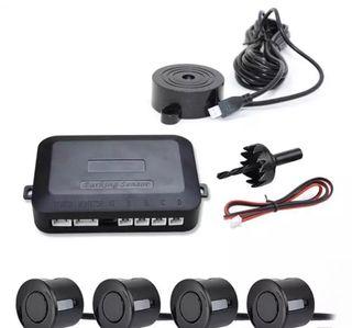 Conjunto cámaras y sensores Audi