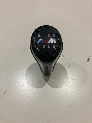 Pomo BMW M carbono