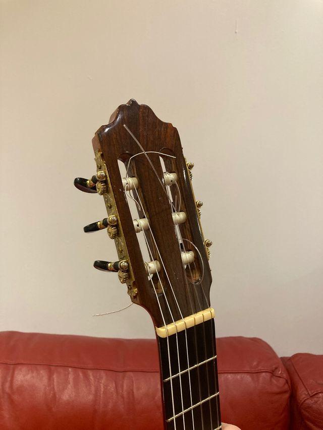 Guitarra flamenca Francisco Esteve