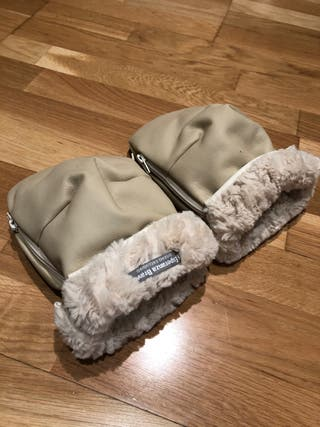 Manoplas para carrito de bebé