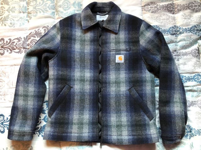 Chaqueta Carhartt Detroit abrigo lana