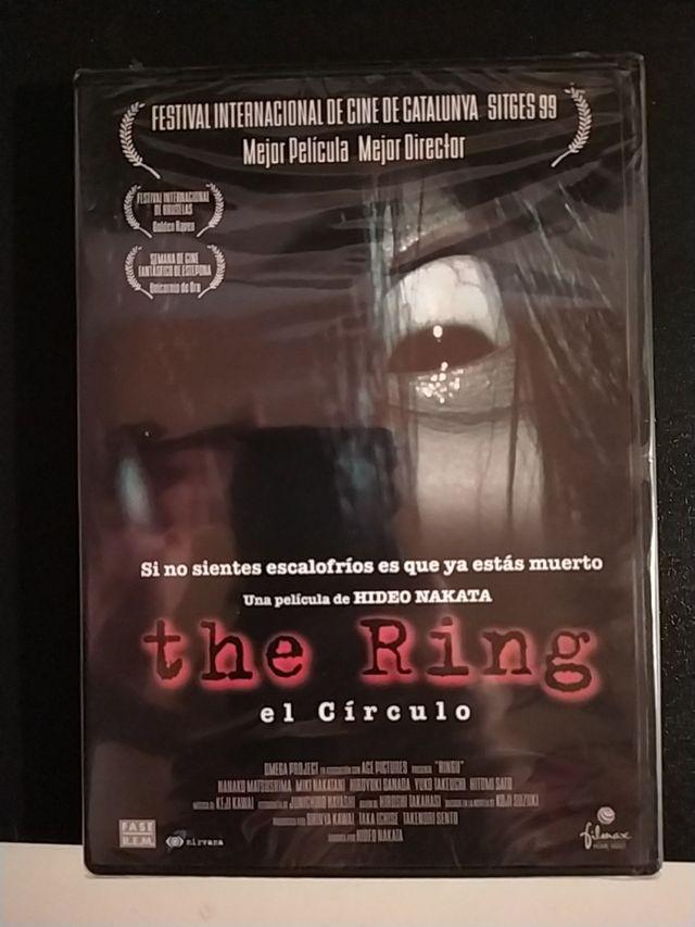 The ring dvd (nuevo)