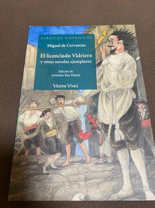 El licenciado vidriera y otras novelas ejempl