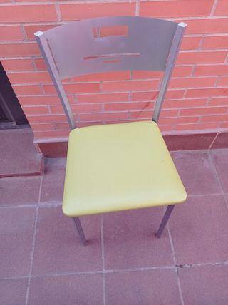 sillas cocina