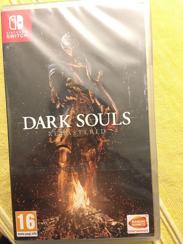 Juego Dark Souls nuevo Nintendo S