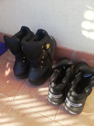 botas tallas 36