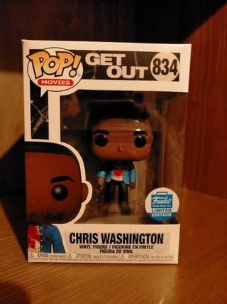 Funko pop Chris Washington