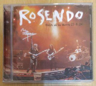 ROSENDO (DIRECTO EN LAS VENTAS) CD 2014 PRECINTADO