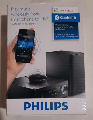 Adaptador Hi-Fi Bluetooth® AEA2000/12