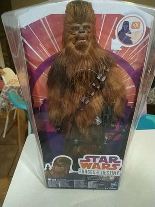 muñeco de Star wars