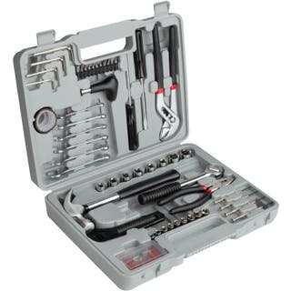 Maletín de herramientas con 141 Piezas