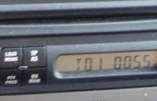 Radio Aura Seat Leon