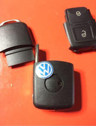 Llaves de SEAT y Volkswagen