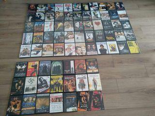 Lote 76 películas nuevas DVD