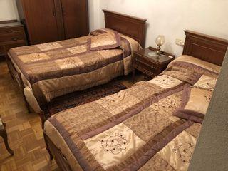 Cabecero de 105 cm con pie , cama