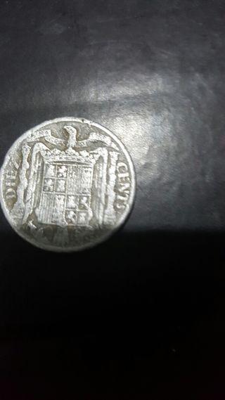 moneda plata