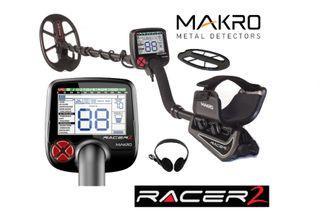 Detector de metales Makro Racer 2 Seminuevo