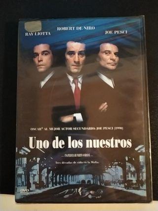 Uno de los nuestros dvd (nuevo)