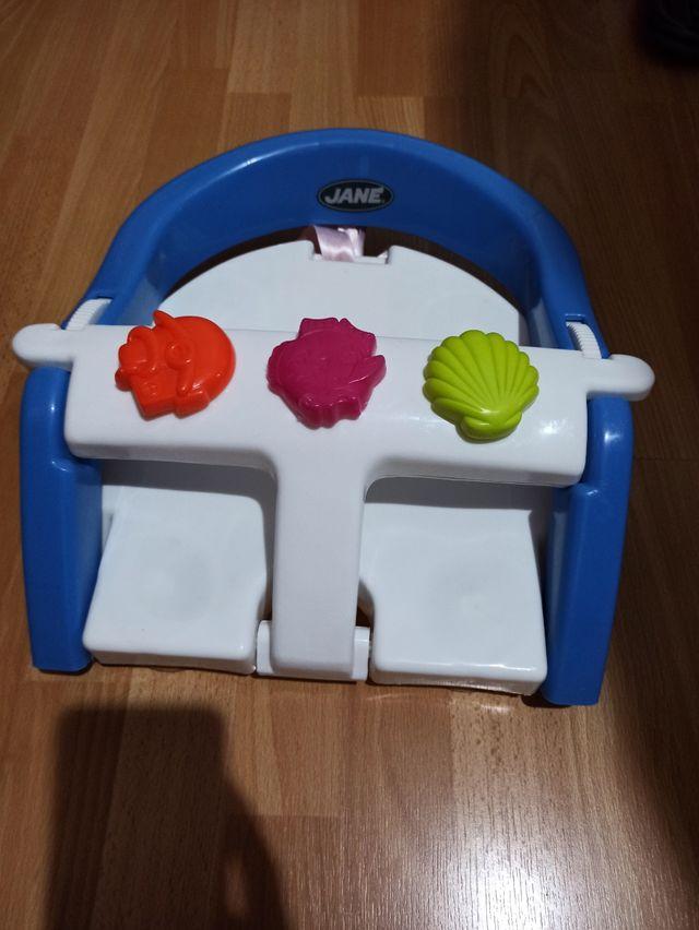 silla seguridad bañera poco uso