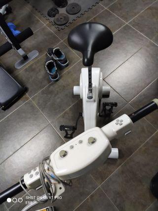 Bicicleta WII más Videojuego
