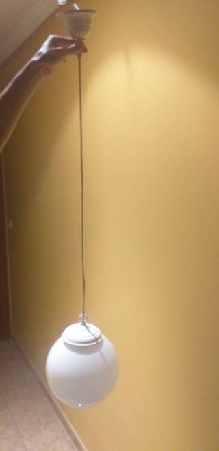 lamparas techo