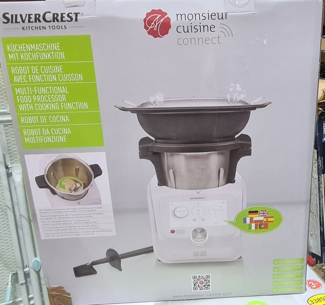 Robot cocina Multifuncional