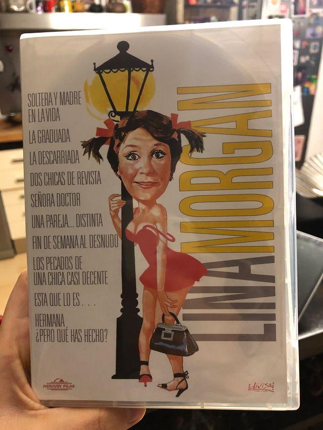 Películas Lina Morgan