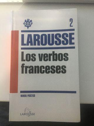 Libro verbos franceses