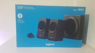 Altavoces Logitech Z337 de 80W