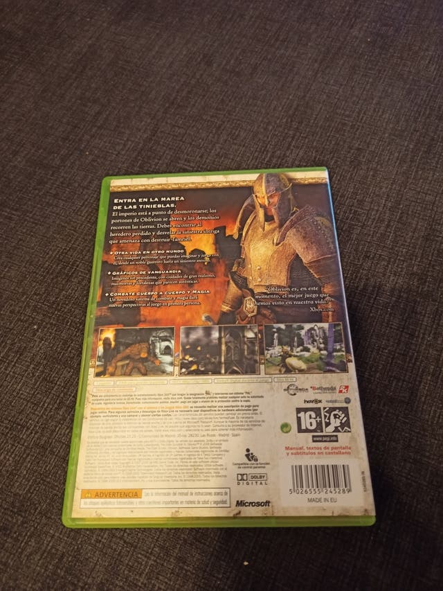 Oblivion - Xbox 360