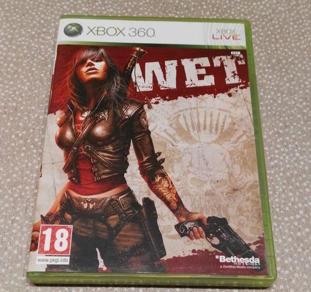 XBOX360 Wet