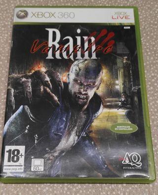 XBOX360 Rain Vampire