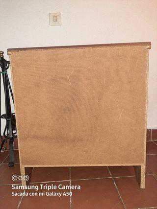 dos2 mesilla de madera tipo armaritos super caqui
