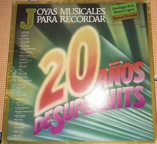 LP'S/ VINILOS