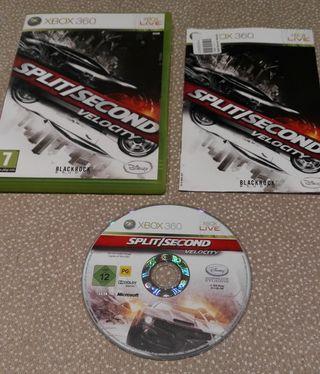 XBOX360 Split Second Velocity