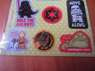 Pegatinas Stickers Star Wars