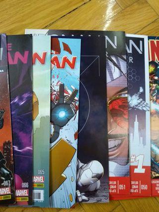 Lote Iron Man Volúmen 2