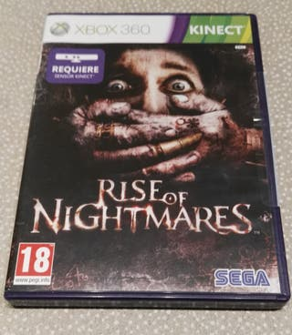XBOX360 Rise of Nightmares