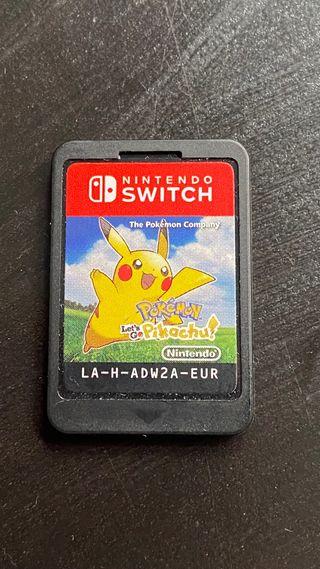 Videojuego nintendo switch