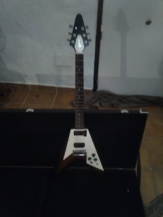 Gibson Flying V USA vintage 80's