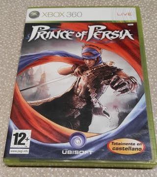 XBOX360 Prince of Persia